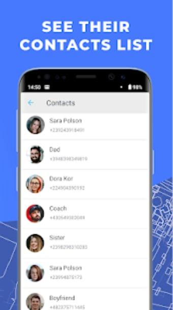 mLite Family Phone Tracker, GPS Location App