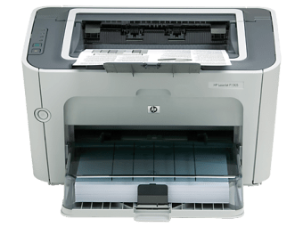 HP LaserJet P1505 Printer drivers