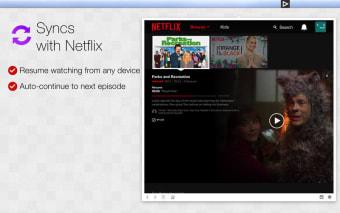 App Flix for Netflix