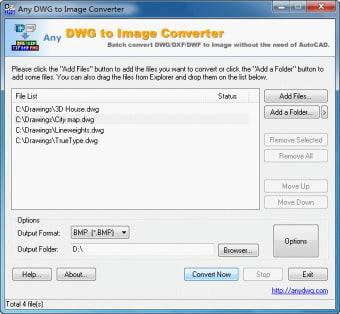 Any DWG to JPG Converter