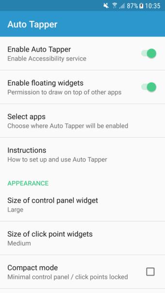 Auto Tapper  Auto Clicker