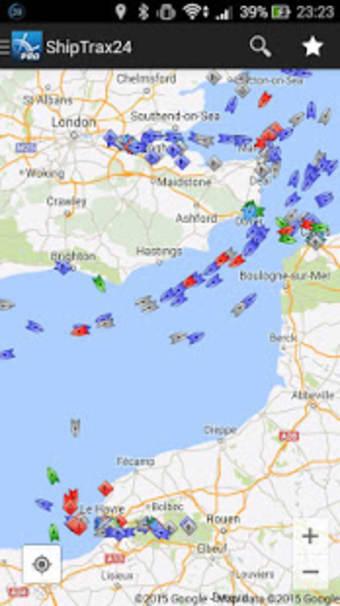 ShipTrax24  Pro Ship Tracker