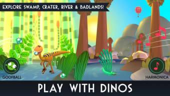 Jurassic GO - Dinosaur Snap Adventures