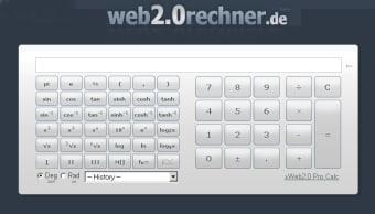 Web 2.0 Taschenrechner