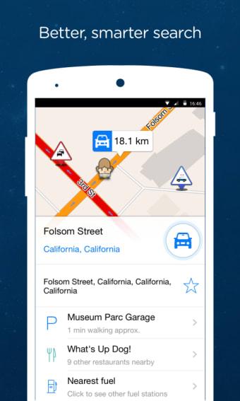 Navmii GPS World Navfree