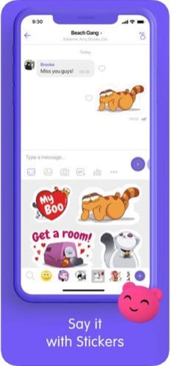Viber Messenger: Chats  Calls