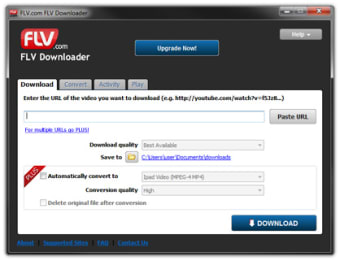 Free Flv Download For Mac
