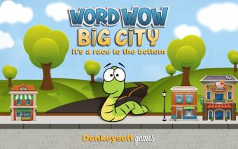 Word Wow Big City