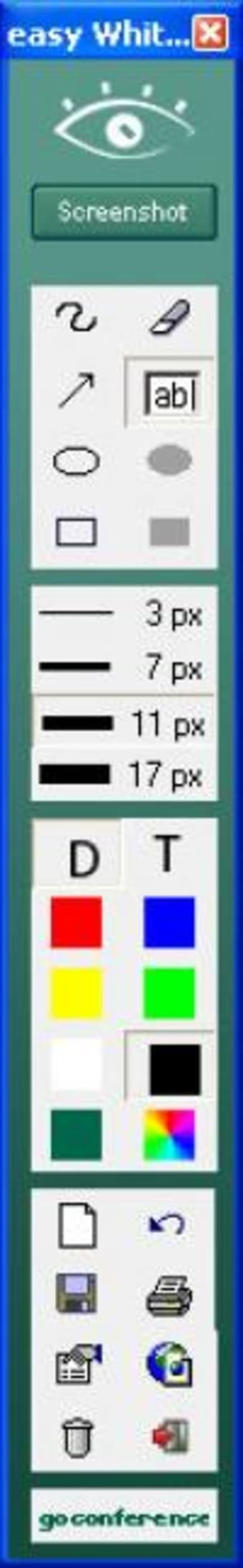 Easy Whiteboard