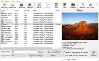 Pixillion Free Image Converter for Mac