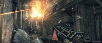 Wolfenstein: The New Order Wallpaper