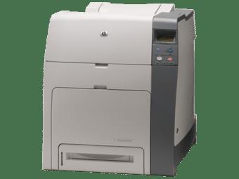HP Color LaserJet 4700dn Printer drivers