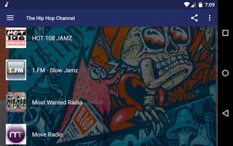 The Hip Hop Channel - Radios Hip Hop Rap Urban