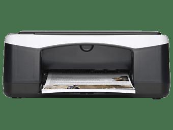 HP Deskjet F2140 All-in-One Printer drivers