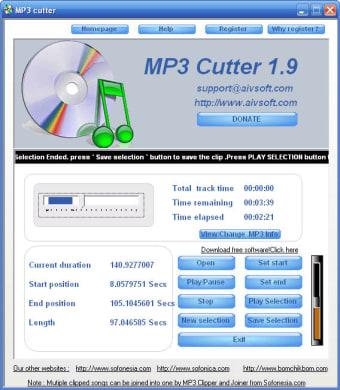 AIV MP3 Cutter