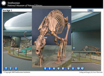 Visita Virtual Museu Smithsonian