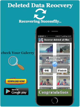 recover all deleted files  data recovery