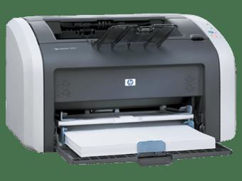 HP LaserJet 1012 Printer drivers