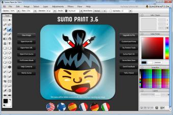 Sumo Paint Air
