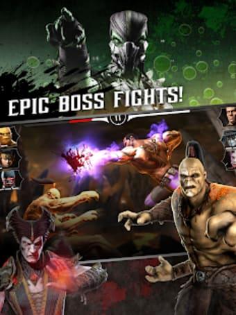 MORTAL KOMBAT: The Ultimate Fighting Game