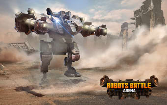 Robots Battle Arena: Mech Shooter  Steel Warfare