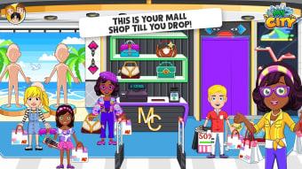 My City : Shopping Mall