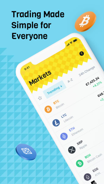 BLOX crypto trading