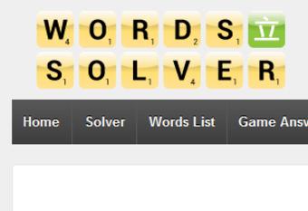 Words Solver