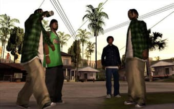 Grand Theft Auto: San Andreas - Patch