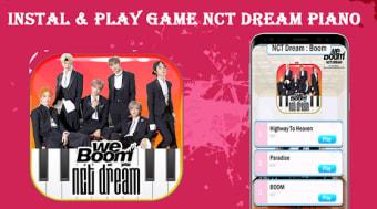 Piano NCT DREAM - BOOM