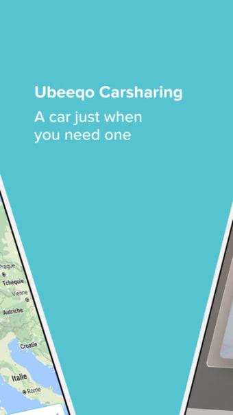 Ubeeqo Carsharing