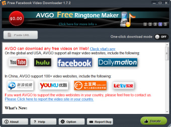 Free Facebook Video Downloader