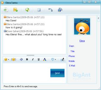 BigAnt Messenger