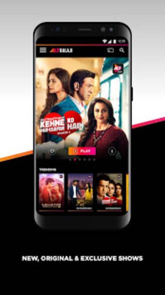 ALTBalaji - Watch Web Series Originals  Movies