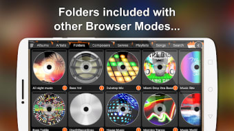 DiscDj 3D Music Player  Dj Mixer