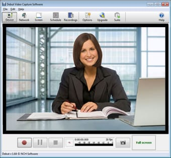 Debut Pro Video Recording Software