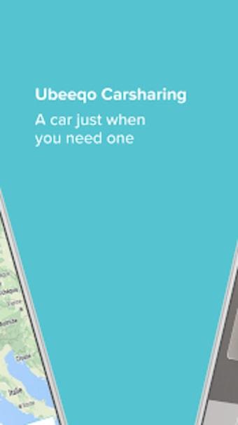 Ubeeqo Carsharing - Hourly or daily car rental