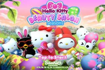Hello Kitty Beauty Salon Seasons