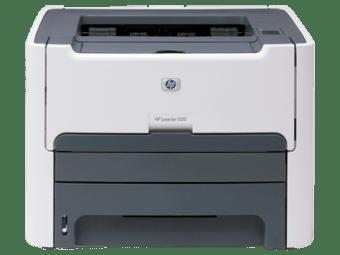 HP LaserJet 1320 Printer drivers