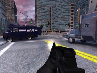 Call of Duty S.W.A.T Mod