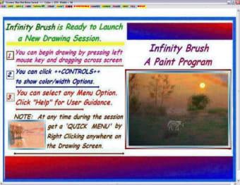 Infinity Brush