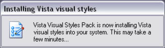Vista Visual Styles Pack