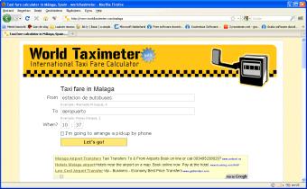 World Taximeter