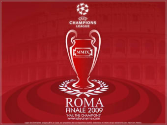 UEFA Champions League 2009 Wallpaper
