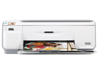 HP Photosmart C4480 All-in-One Printer drivers