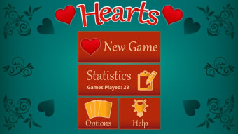 Hearts Deluxe for Windows 10