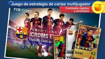 FCB iCroms evolution