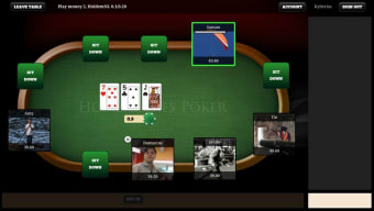 Home Games Poker for Windows 10