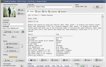 CheatBook-DataBase