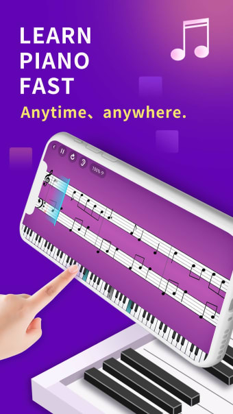 Piano Partner - Learn Piano Lessons  Music Games